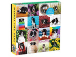 Momo The Dog 500 Piece Jigsaw Puzzle