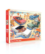 Fun in the Sun 1000 Piece Jigsaw Puzzle