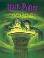 Half-Blood Prince 1000 Piece Jigsaw Puzzle