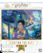 Counting the Days Harry Potter 500 Piece Jigsaw Puzzle