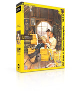 100 years of National Geographic 1000 Piece Jigsaw Puzzle