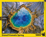 Grand Prismatic Spring 1000 Piece Jigsaw Puzzle