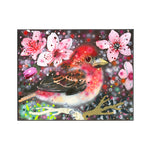 Purple Finch Print