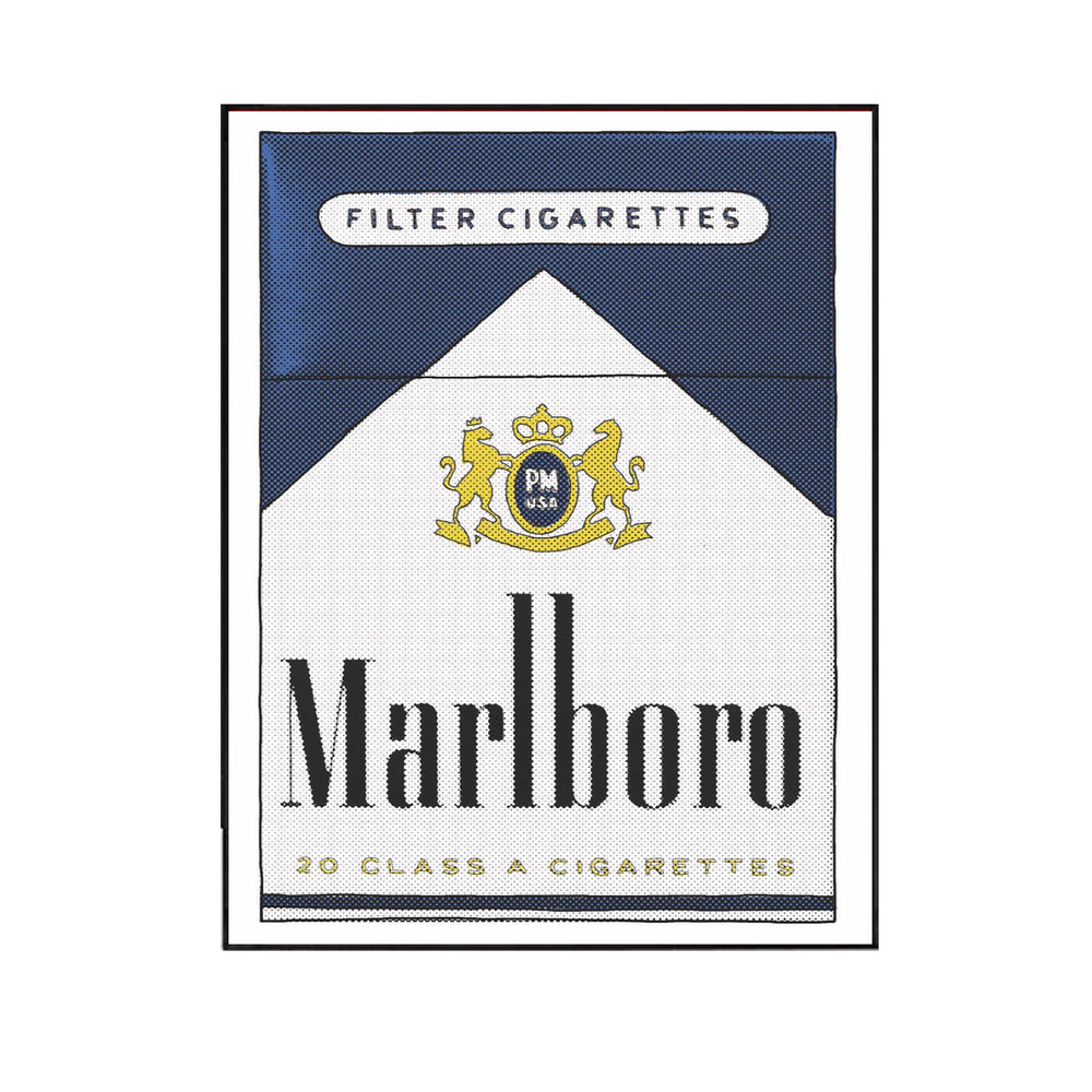 Marlboro News Blue