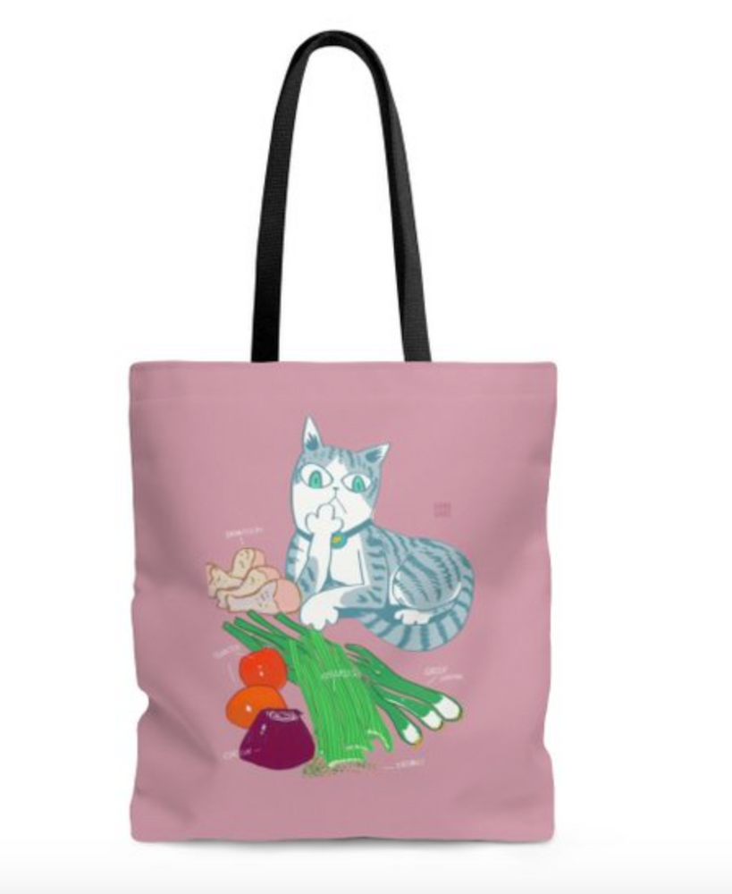 HENBUHAO Cat Tote
