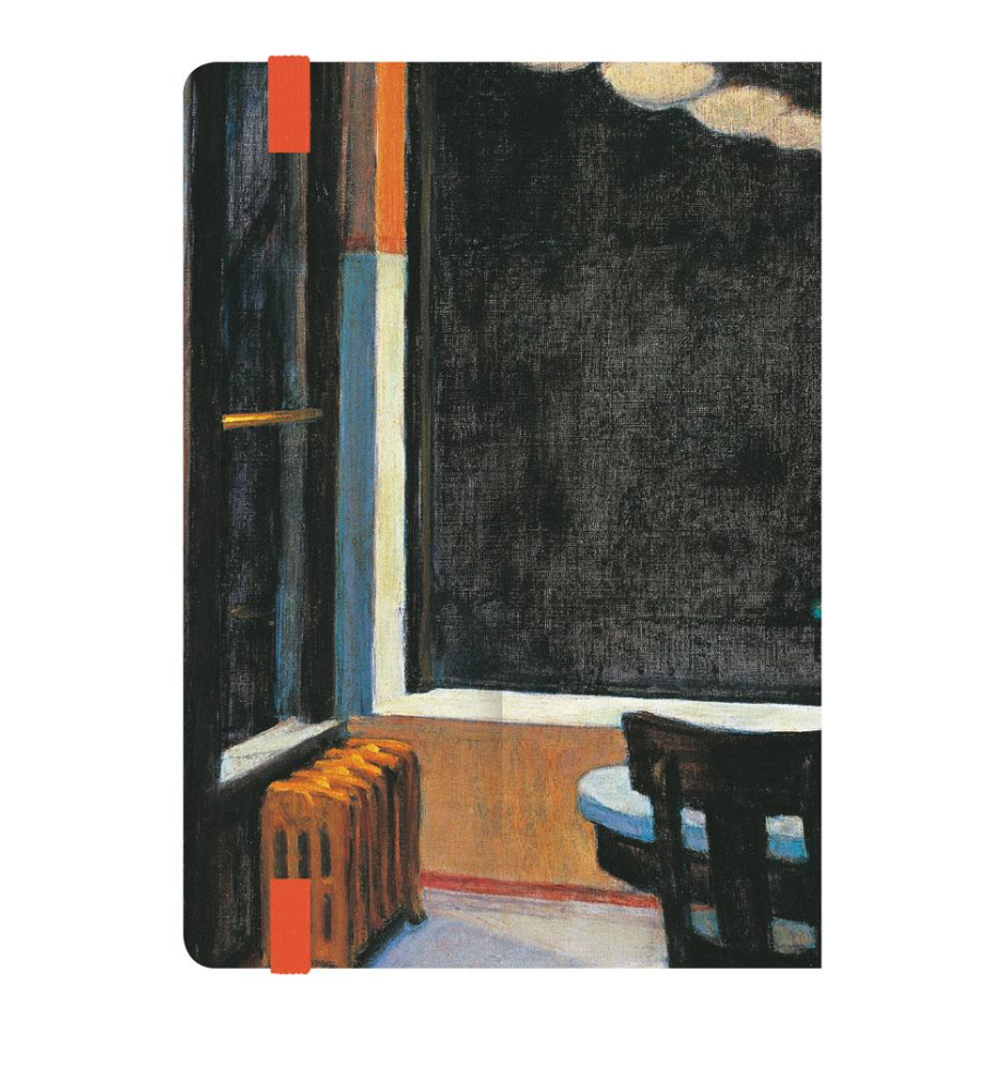 EDWARD HOPPER GILDED JOURNAL