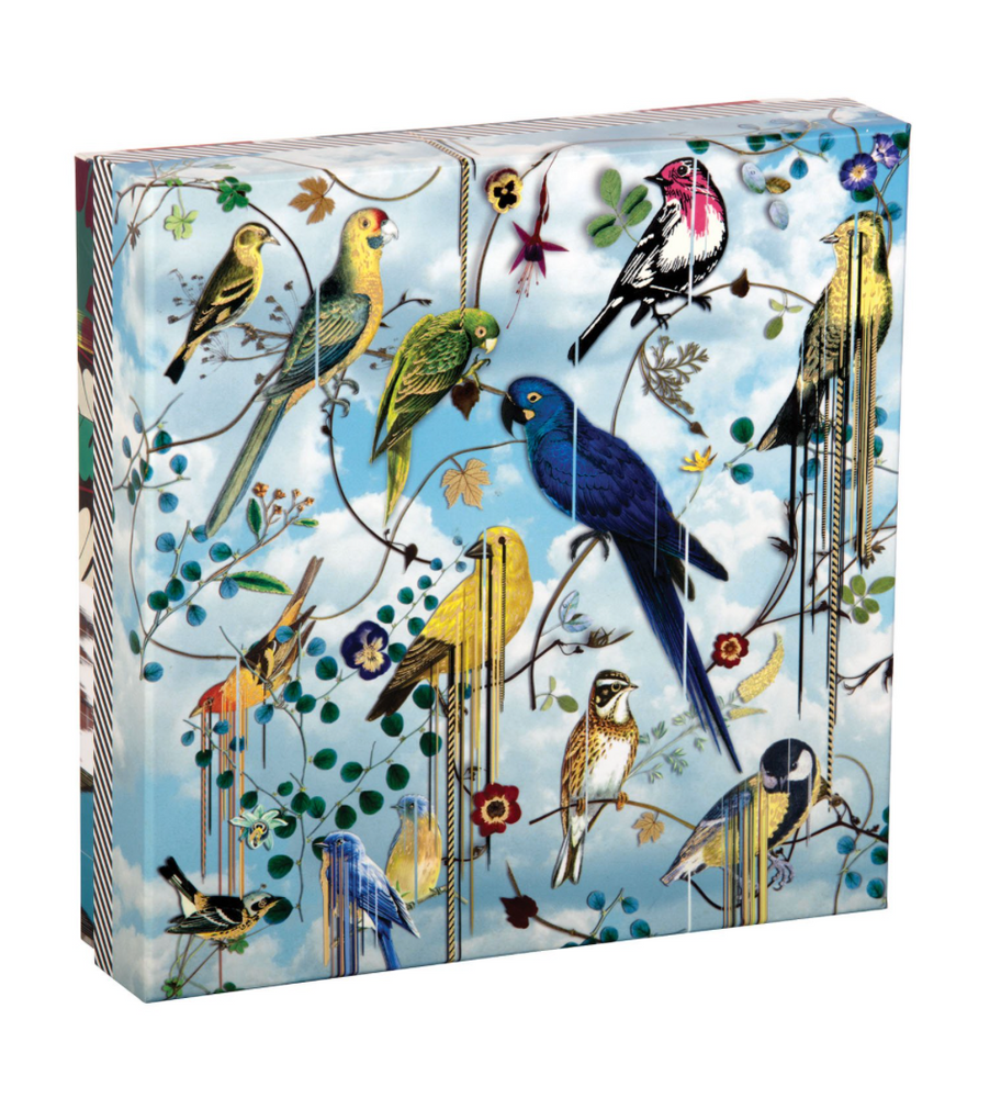 Birds Sinfonia Double-Sided 250 Piece Puzzle