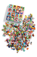 Little Feminist 500 Piece Jigsaw Puzzle