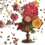 ASHLEY WOODSON BAILEY 750 PIECE SHAPED PUZZLE