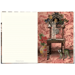 CURIOSITIES HARDCOVER JOURNAL