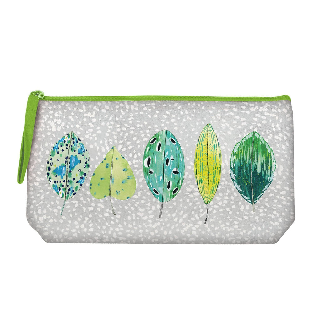 DESIGNERS GUILD TULSI HANDMADE EMBROIDERED POUCH
