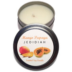 Mango Papaya Tin Candle