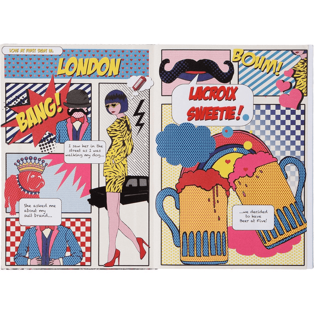 LONDON SOFTCOVER NOTEBOOK