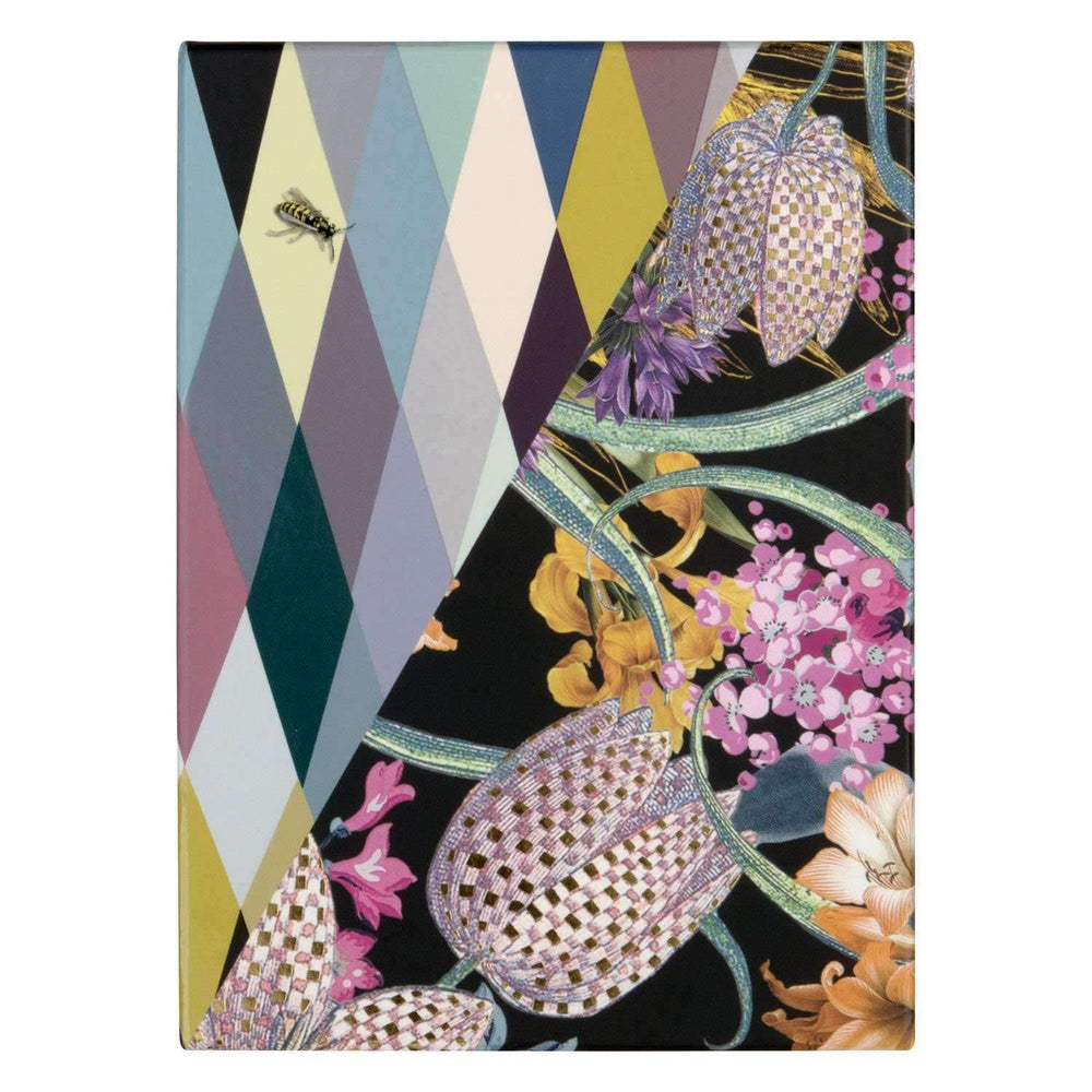 ORCHID'S MASCARADE BOXED NOTECARDS