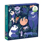 TREE-DWELLING SLOWPOKES 500 PIECE JIGSAW PUZZLE