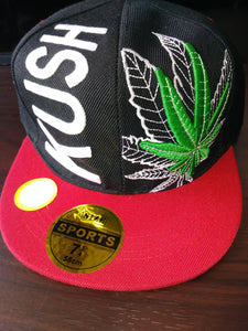 Kush Black & Red