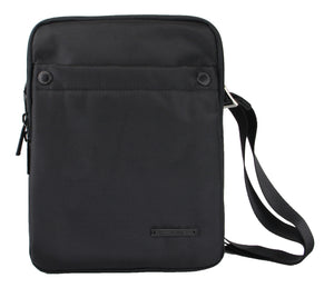 Shoulder Bag - BAT Double Compartment Shoulder Bag | FX Creation Singapore