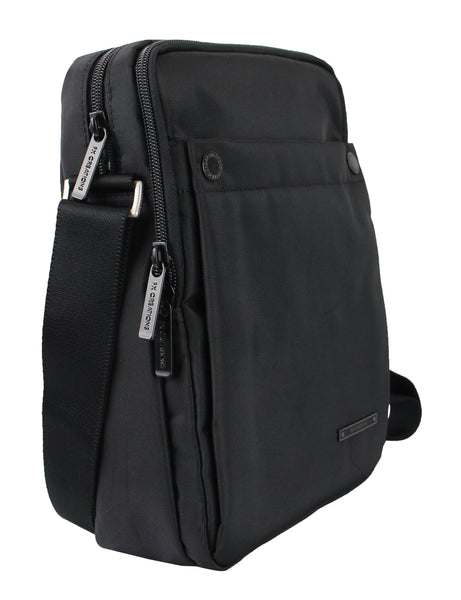 BAT Double Compartment Shoulder Bag