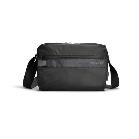 Shoulder Bag - FX Creations ECL Wide Messenger Bag | FX Creations Singapore