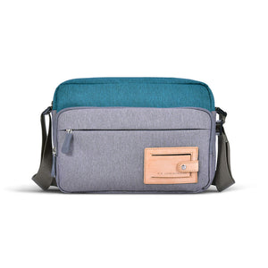 Shoulder Bag - ODR Double Compartment Shoulder Bag | FX Creation Singapore