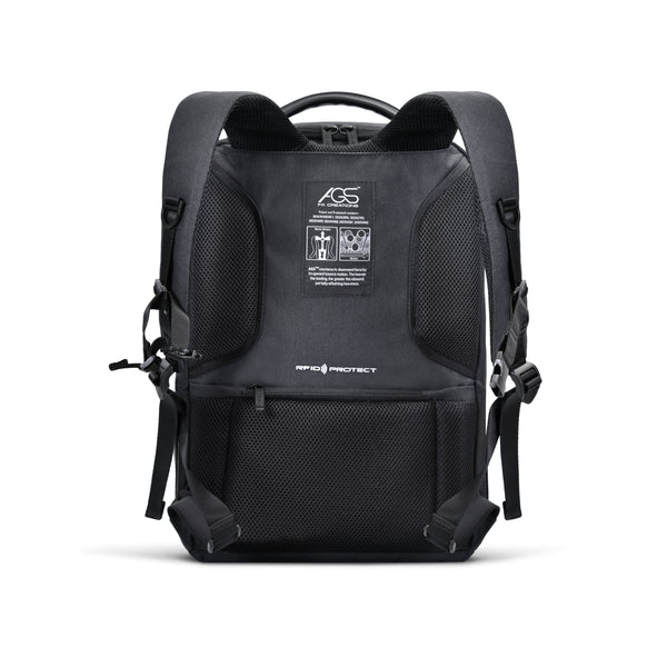 FX Creations WED Backpack with Charger Port and RFID Protection