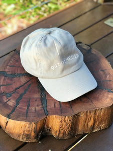 Denim wash Grey Cap