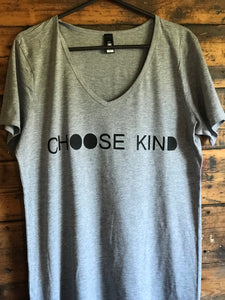 Womens Grey T shirt
