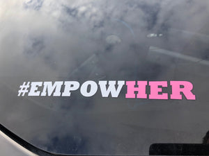 EMPOWHER Decals