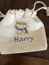 Tooth Fairy Personalised bag BOYS