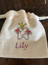 Tooth fairy Personalised Bag GIRLS