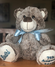 My Birthday Bear BLUE