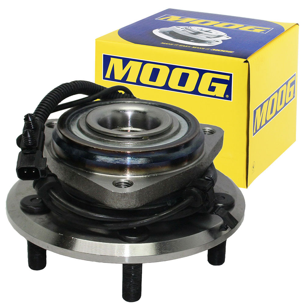 MOOG 513272 Front Wheel Bearing and Hub Assembly