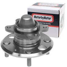 Load image into Gallery viewer, Rear Wheel Bearing for 1999-2005 Hyundai Sonata, 2001-2006 Kia Magentis, 2001-2006 Kia Optima Wheel Hub w/4 Lugs, 2WD FWD, Non-ABS-512191