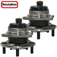 Load image into Gallery viewer, Rear Wheel Bearing Fit Chrysler Voyager, Chrysler Town & Country Dodge Grand Caravan Wheel Hub-5 Lugs w/ABS 2WD FWD-512169 (2 Pack)