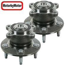Load image into Gallery viewer, Rear Wheel Bearing Fit 2013-2015 Buick Encore, Chevrolet Sonic,Trax Wheel Hub, 512438 (2 Pack)