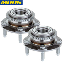 Load image into Gallery viewer, MOOG 513115 Front Wheel Bearing and Hub Assembly (2 PACK)
