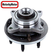 Load image into Gallery viewer, Front Wheel Bearing Fit 2005-2008 Ford F150, 2006-2008 Lincoln Mark LT Wheel Hub  w/ABS, 4WD 6 Lugs, 515079