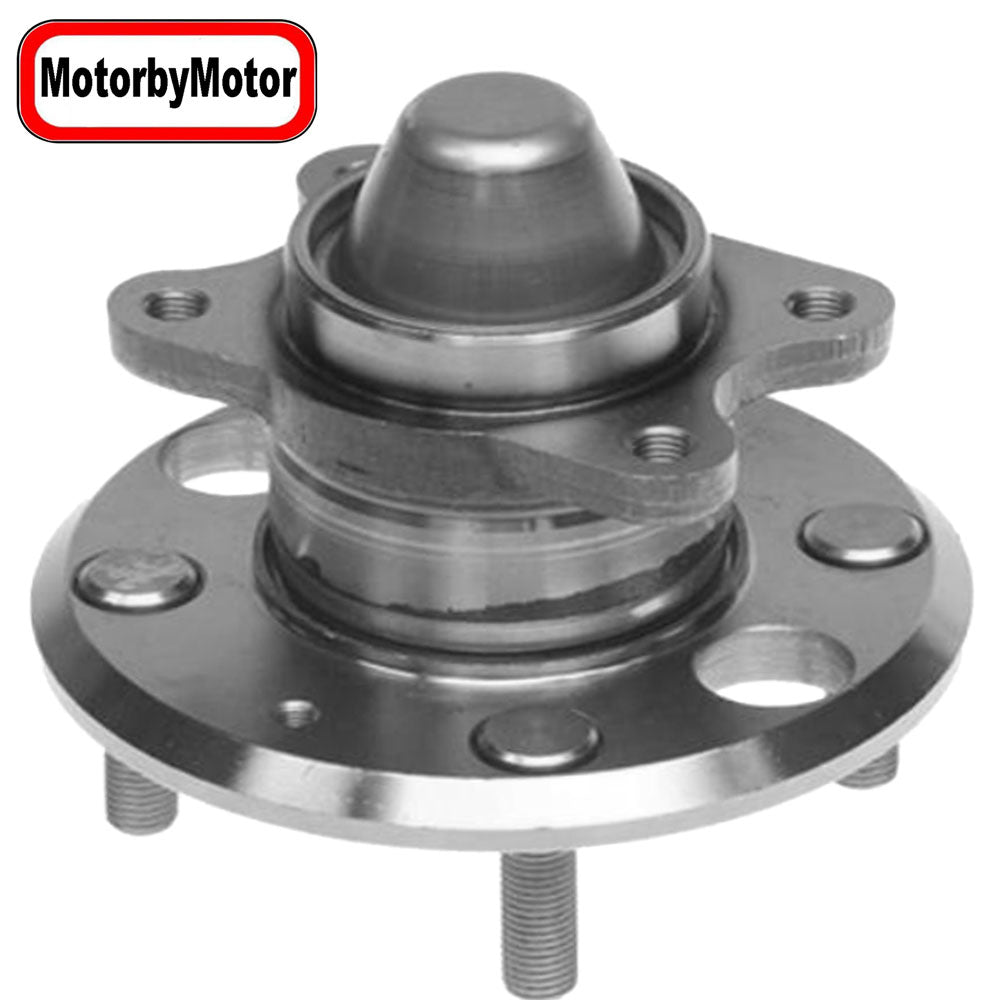 Rear Wheel Bearing for 1999-2005 Hyundai Sonata, 2001-2006 Kia Magentis, 2001-2006 Kia Optima Wheel Hub w/4 Lugs, 2WD FWD, Non-ABS-512191