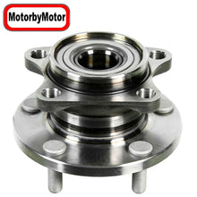 Load image into Gallery viewer, Rear Wheel Bearing Fit 2007-2015 Mazda CX9 Hub Bearing 5 Lugs AWD, 512249