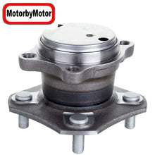 Load image into Gallery viewer, Rear Wheel Bearing Fit 2007-2012 Nissan Sentra Wheel Hub w/ABS, 4 Lugs, 512384