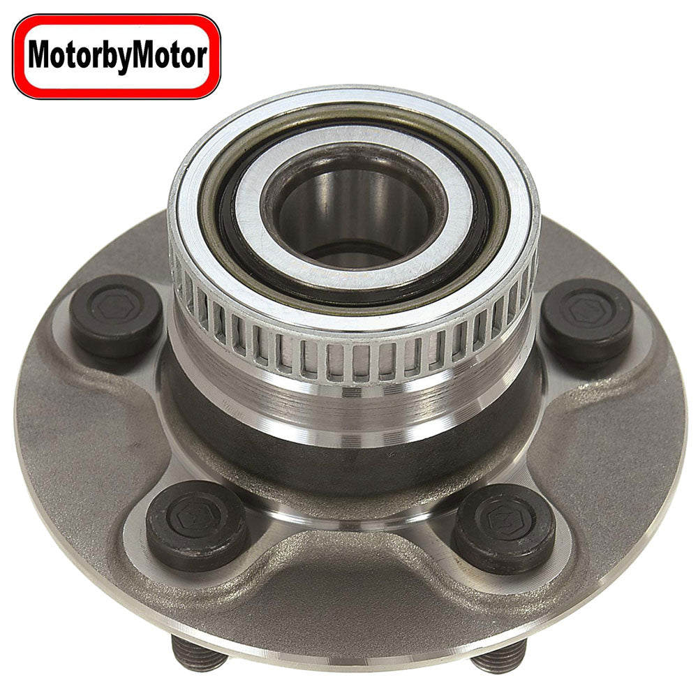 Rear Wheel Bearing for Chrysler Neon PT Cruiser, Dodge Neon SX 2.0, Plymouth Neon Wheel Hub w/5 Lugs 2WD FWD, w/ABS-512167