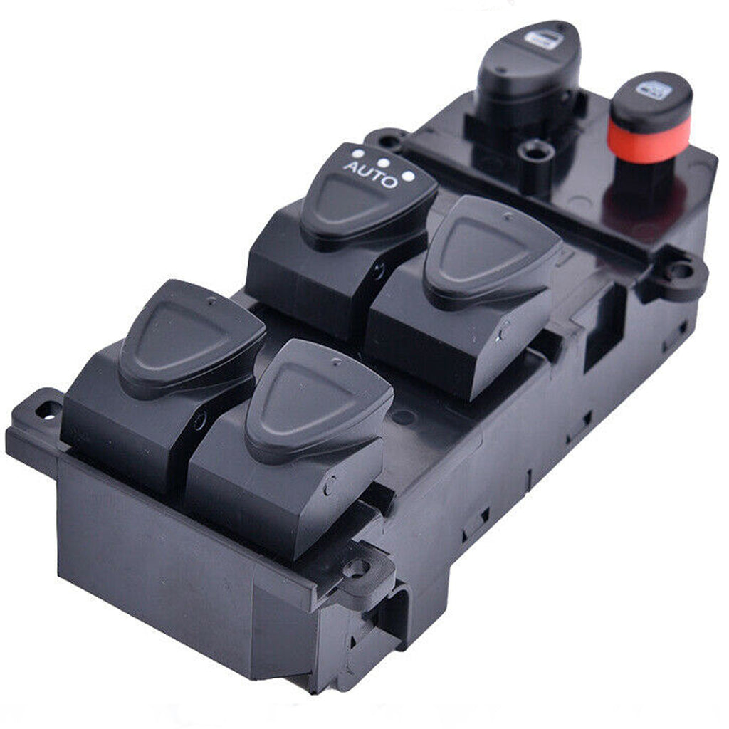 Front Driver Side Master Power Window Switch Fit Honda Civic 2006-2011 Left Side Power Control Switch, 35750-SNA-A13