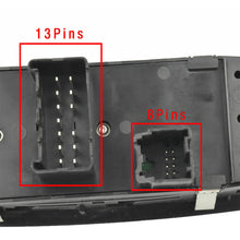 Load image into Gallery viewer, Master Power Window Switch for Jeep Dodge Journey Liberty 2008-2012 Fornt Left Driver Side