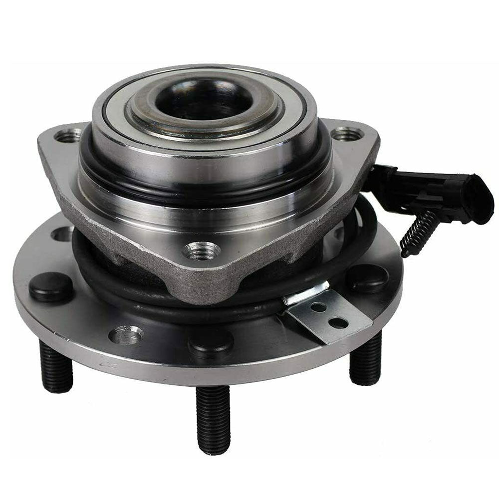 MOOG 513124 Front Wheel Bearing and Hub Assembly  4WD AWD (2 PACK)