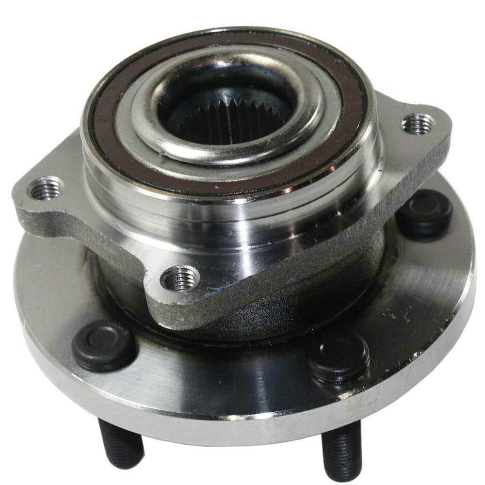 MOOG 513263 Front Wheel Bearing and Hub Assembly (Set of 2)