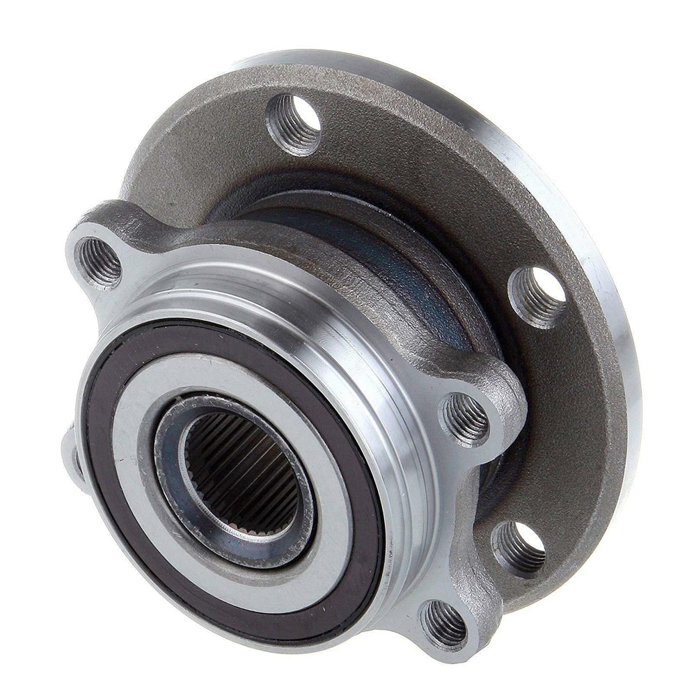 Rear Wheel Bearing Fit Audi Q3 TT, Volkswagen Passat CC Tiguan Beetle Eos Golf R City GTI Jetta Wheel Hub, 512319