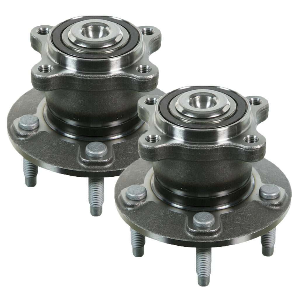 Rear Wheel Bearing Fit 2013-2015 Buick Encore, Chevrolet Sonic,Trax Wheel Hub, 512438 (2 Pack)