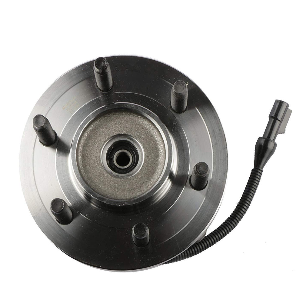 Front Wheel Bearing Fit 2005-2008 Ford F150, 2006-2008 Lincoln Mark LT Wheel Hub  w/ABS, 4WD 6 Lugs, 515079