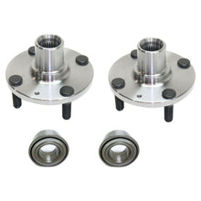 Load image into Gallery viewer, Front Wheel Hub and Bearing Assembly Fit Hyundai Accent 2000-2010, KIA Rio 2006-2011, Kia Rio5 Hub Bearing(2 Pack) w/4 Lugs, Replace 930-604, 510055