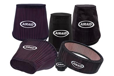 AirAid Pre-Filters - Water Proof Cold Air Intake Filter Covers & Dust Shields for CAI Intakes